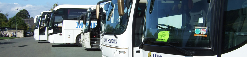 Ellen Outram coach tour