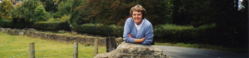 Ellen Outram - The Peak District and Derbyshire Blue Badge Tourist Guide