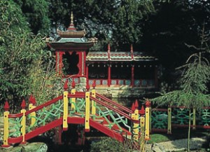 Biddulph Grange chinese gardens