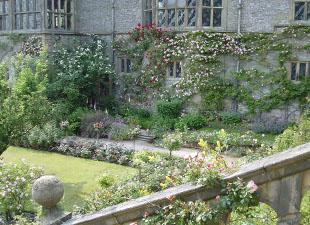 Haddon Hall gardens