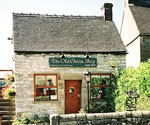 Hartington cheese shop