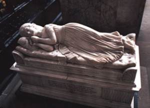 Penelope Boothby at Ashbourne Church